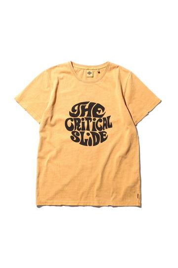 メンズロゴプリントTシャツ