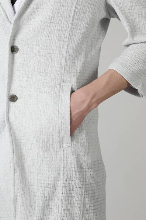 TORNADO MART∴カールマイヤー7分袖フードコート