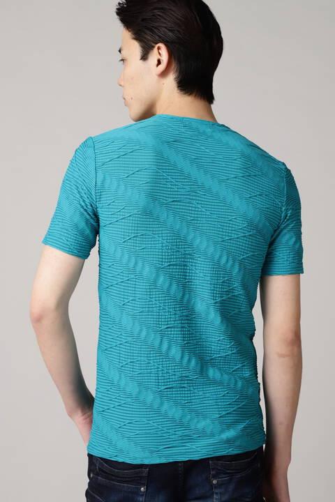TORNADO MART∴バイアスタックJQ半袖カットソー
