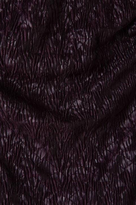 TORNADO MART (LADIES) ∴プリーツ幾何エンボスキャミソール