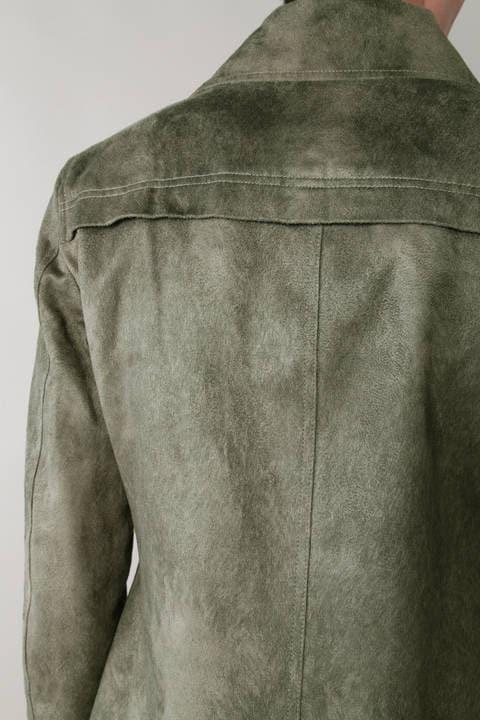 TORNADO MART: T/Cスェード返し衿ジャケット
