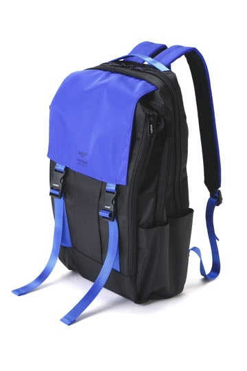 BLUE TORNADO∴anello多機能バックパック