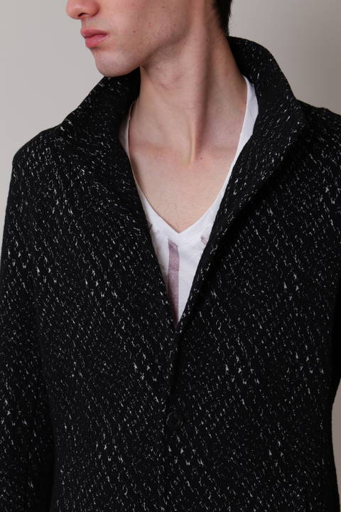 TORNADO MART∴ブリスタージャガード スタンドジャケット