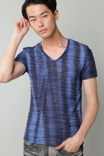TORNADO MART∴グラデムラウェーブJQ半袖カットソー