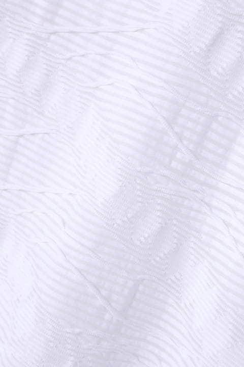【ドラマ着用商品】TORNADO MART バイアスタックジャガード半袖カットソー