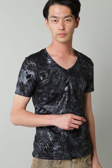 TORNADO MART∴ダークアニマル半袖カットソー