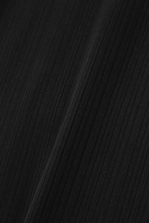 【ドラマ着用商品】Zero by TORNADO MART∴ランダム針抜きABSテレコ半袖カットソー