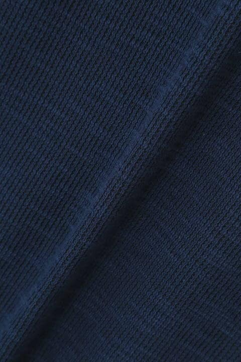BLUE TORNADO∴スラブ畦ロングタンクトップ
