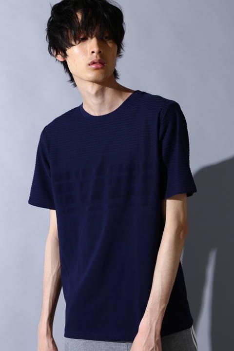 BLUE TORNADO∴リンクスボーダーJQ半袖Tee