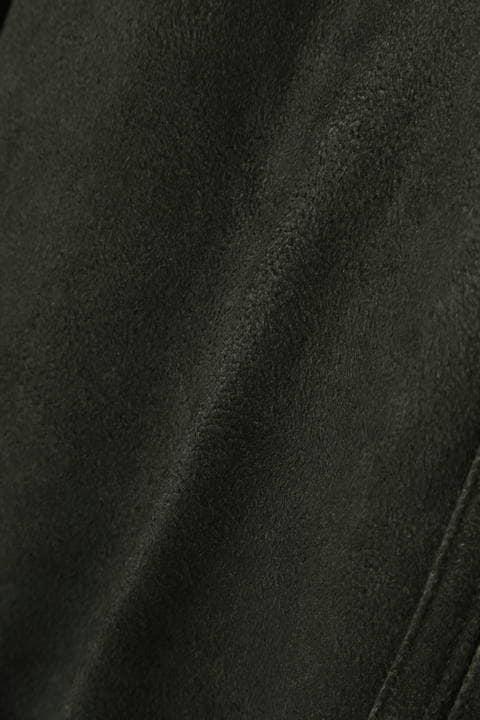 TORNADO MART∴T/Cスエード返し衿コート