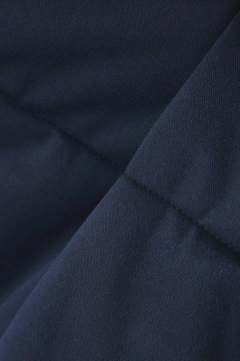 BLUE TORNADO∴プリント中綿ベスト