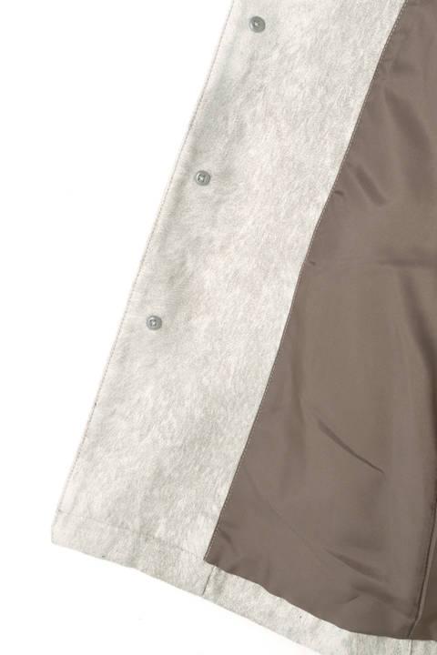 TORNADO MART∴T/Cスエード返し衿ジャケット