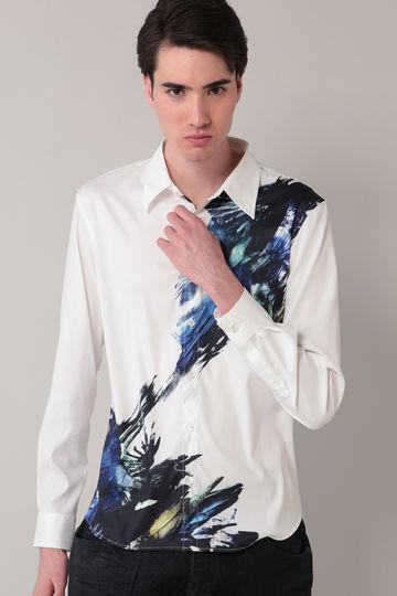 【DAIGOさん着用】TORNADO MART∴クロウ前身プリントシャツ