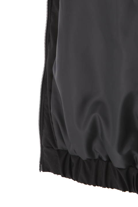 BLUE TORNADO∴ブロッキング中綿入りトラックジャケット