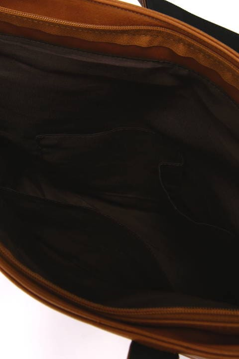 BLUE TORNADO∴anello アンティークフェイクレザートートバッグ