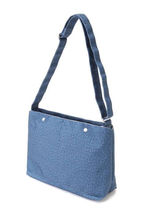 BLUE TORNADO∴anello 10ポケットショルダーバッグ