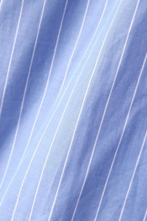 BLUE TORNADO∴ストライプシャツコーチジャケット