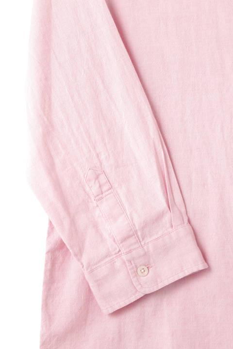 BLUE TORNADO∴C/Lストレッチ7スリーブシャツ
