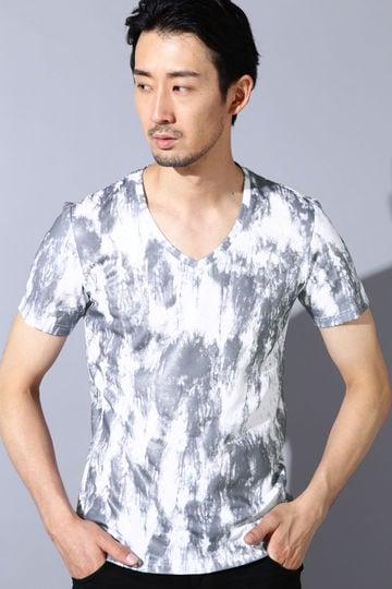 TORNADO MART∴クラウド半袖カットソー