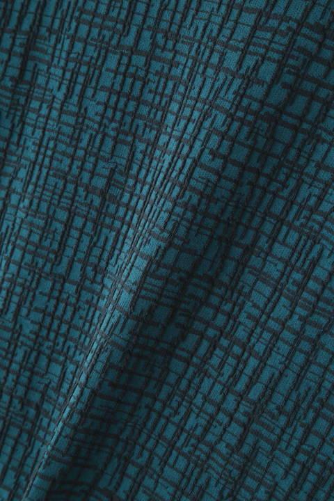 TORNADO MART∴レインジャカード半袖カットソー