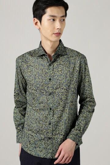 HIGH STREET∴リバティWillow Walkプリントシャツ