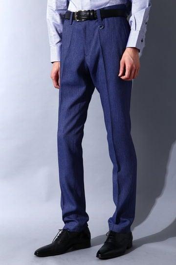【ドラマ着用商品】HIGH STREET∴デニムライクセットアップパンツ