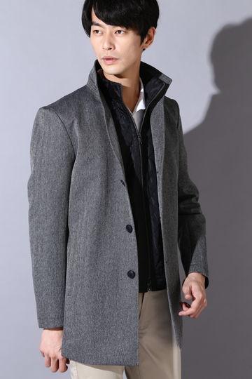 【藤井流星さん着用】HIGH STREET∴スタンドライナー付コート