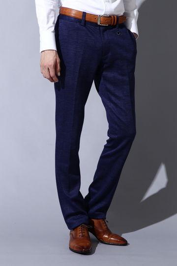 【DAIGOさん着用】HIGH STREET∴コットンラミーグレンチェック柄パンツ