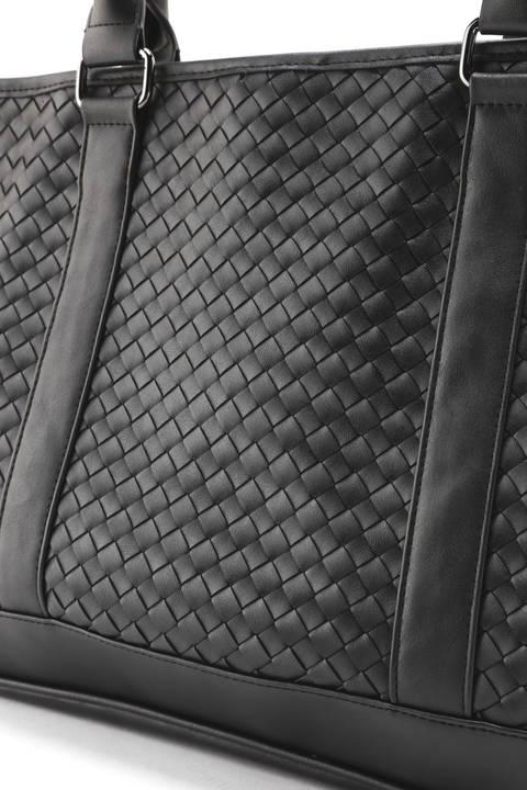 HIGH STREET∴イントレ合皮トートバッグ
