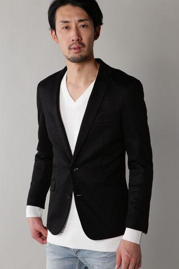 HIGH STREET∴麻綿カットジャケット