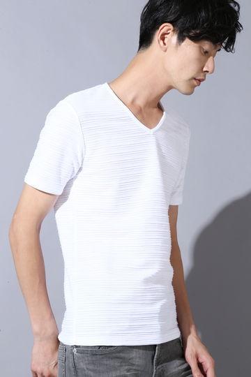 HIGH STREET∴タックカノコ半袖カットソー