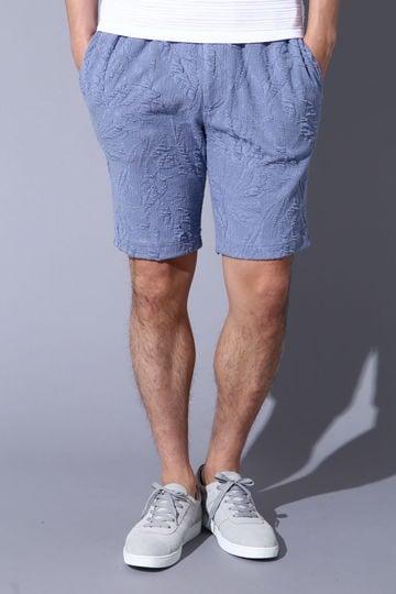 HIGH STREET∴膨れジャガードショートパンツ