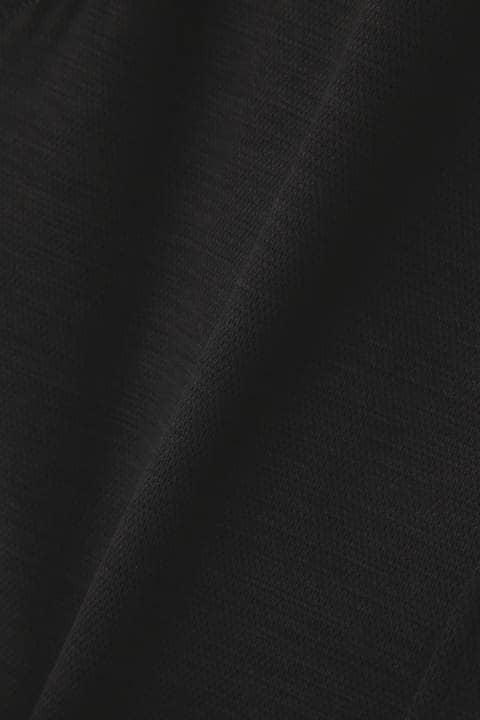 【ドラマ着用商品】HIGH STREET∴麻綿Wフェースジャージベスト