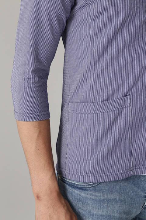 HIGH STREET∴サーフニット7分袖カットジャケット