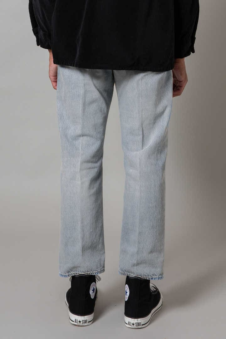 INDIGO SHORT LENGTH DENIM