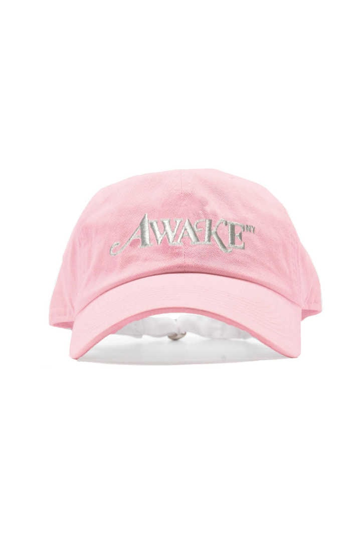 AWAKE NY METALLIC LOGO HAT