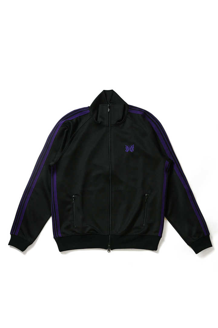TRACK JACKET-POLY SMOOTH