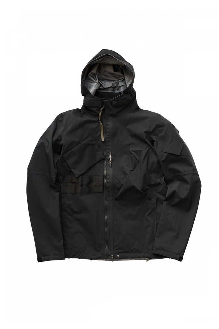 3L Gore-Tex Pro Tec Sys Interops Jacket