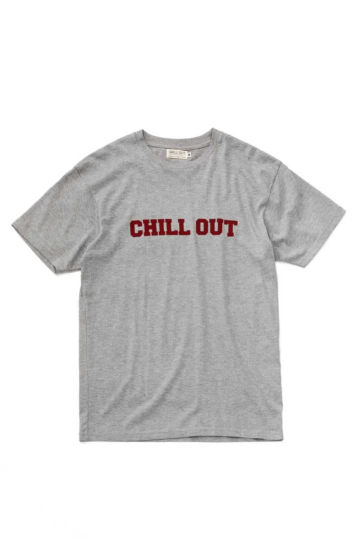CHILL OUT LOGO T-SHIRT