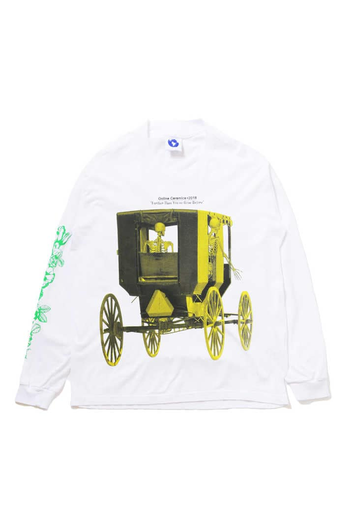 HAUNTED WAGON 2018 L/S