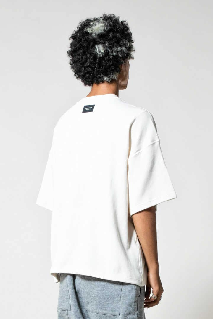 S/S INSIDE OUT TEE