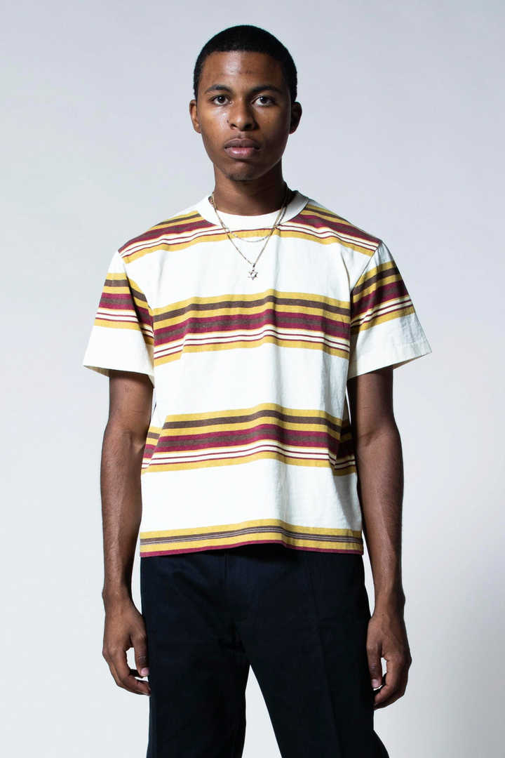 SURFER STRIPE T