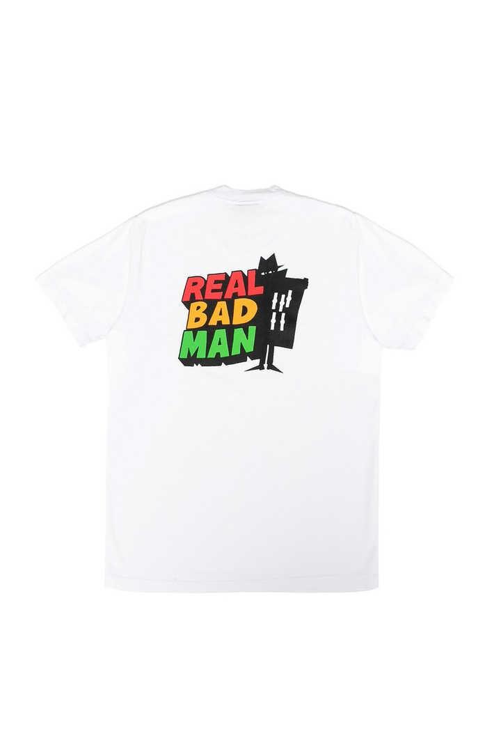 REAL BAD LOGO TEE VOLUME 2