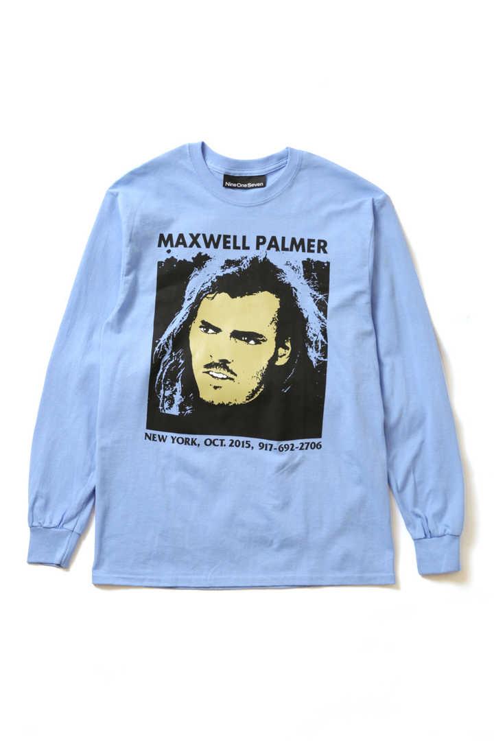 MAXWELL PALMER L/S T-SHIRT