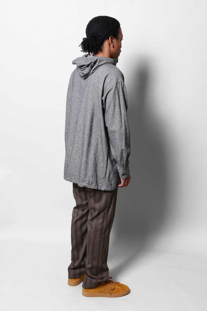 CAGOULE SHIRT-BRUSHED HB