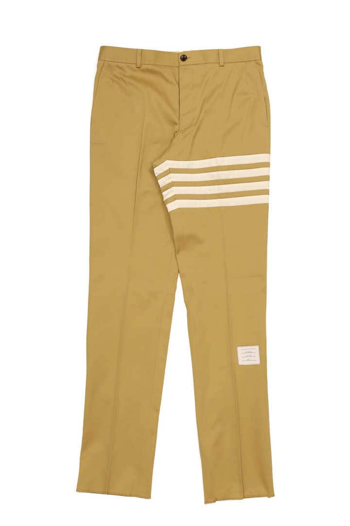 UNCONSTRUCTED CHINO STRIPE