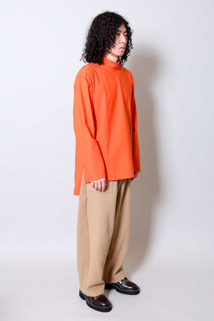 WIDE STRAIGHT PANTS