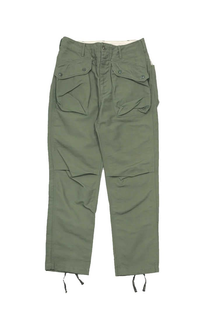 NORWEGIAN PANT-COTTON W CLOTH