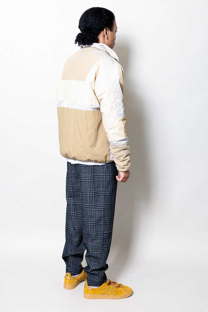 WIDE TUCK PANT