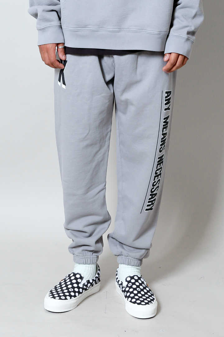 ANY MEANS SWEATPANT